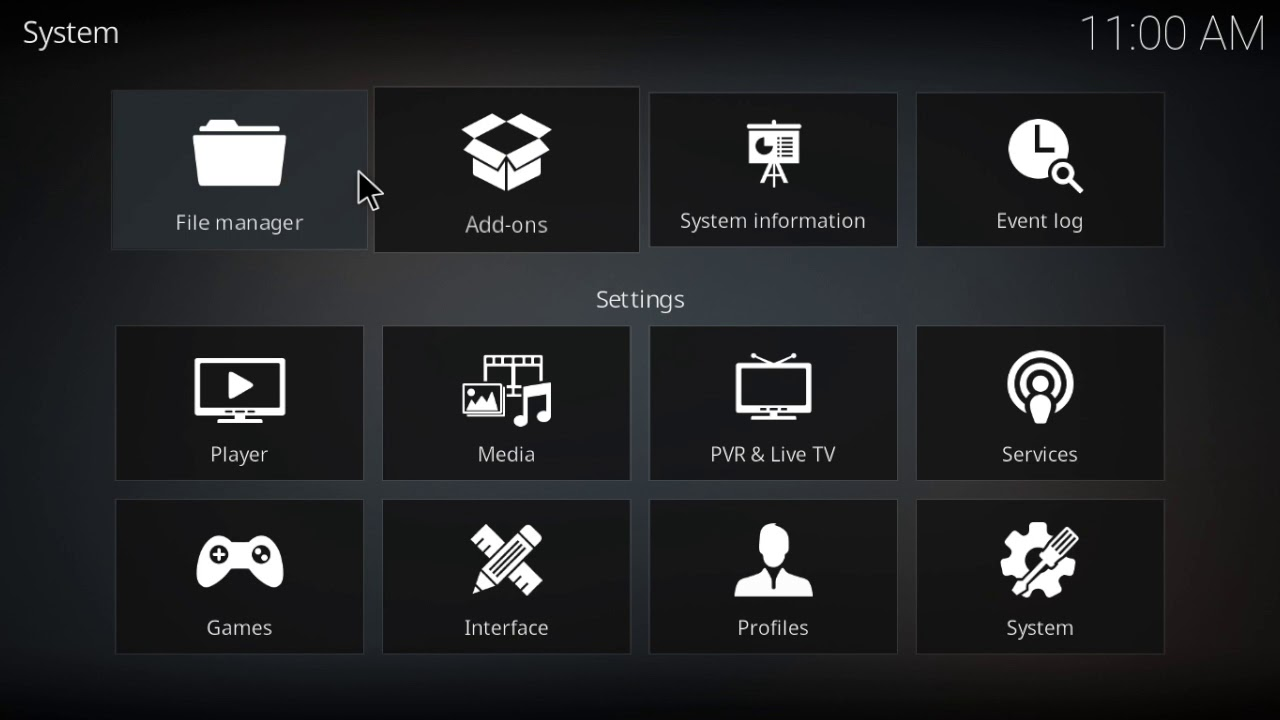How To Install a Covenant on Kodi