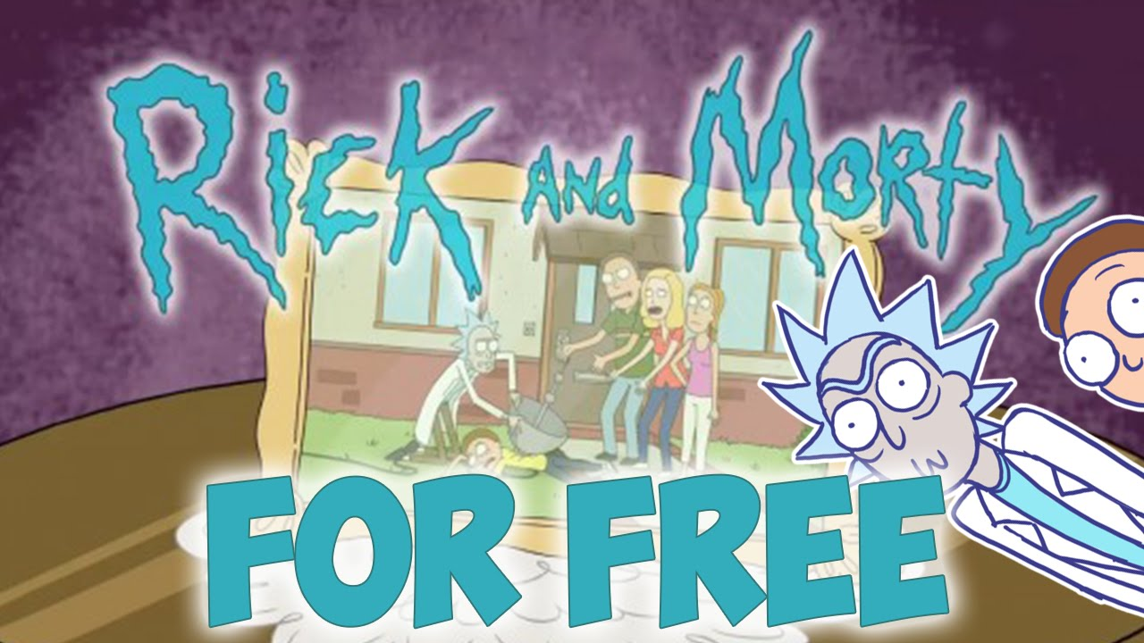 watch rick and morty online free